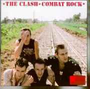 CLASH - COMBAT ROCK-LP USATO