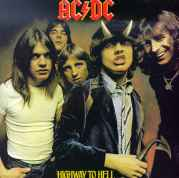 AC/DC - HIGHWAY TO HELL-COMPACT DISC