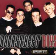BACKSTREET BOYS - BACKSTREET BOYS (ED. '98)-CD USATO