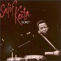 KEITA SALIF - SORO-LP USATO