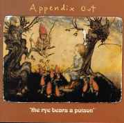 APPENDIX OUT - THE RYE BEARS A POISON-COMPACT DISC