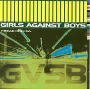 GIRLS AGAINST BOYS - FREAK*ON*ICA-CD USATO