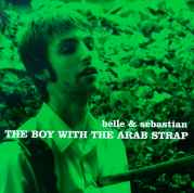 BELLE & SEBASTIAN - THE BOY WITH THE ARAB STRAP-COMPACT DISC