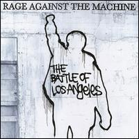RAGE AGAINST THE MACHINE - THE BATTLE OF LOS ANGELES-VINILE