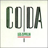 LED ZEPPELIN - CODA-CD USATO