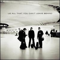 U2 - ALL THAT YOU CAN'T LEAVE BEHIND-COMPACT DISC