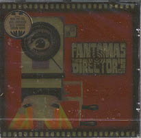 FANTOMAS - THE DIRECTOR'S CUT-COMPACT DISC
