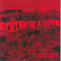 SYSTEM OF A DOWN - TOXICITY-COMPACT DISC