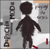 DEPECHE MODE - PLAYING THE ANGEL-COMPACT DISC