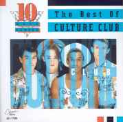CULTURE CLUB - THE BEST OF-CD USATO