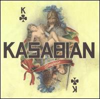 KASABIAN - EMPIRE-COMPACT DISC