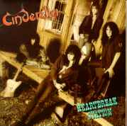 CINDERELLA - HEARTBREAK STATION-COMPACT DISC