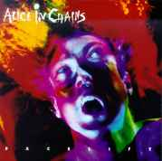 ALICE IN CHAINS - FACELIFT-LP USATO